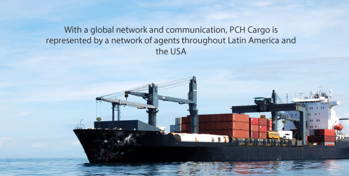 PCH Cargo El Salvador - The solution for your shipping needs